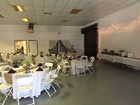 Reception in Sage Hall