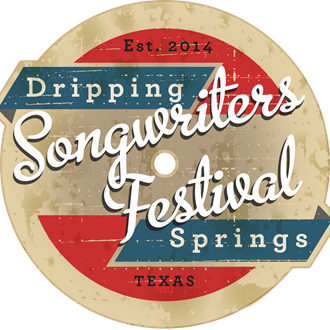 The Dripping Springs Songwriters Festival logo.