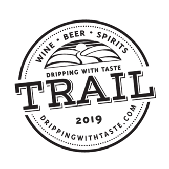 the Dripping with Taste Trail Logo