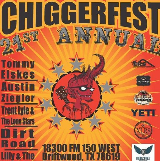 Music at Chiggerfest
