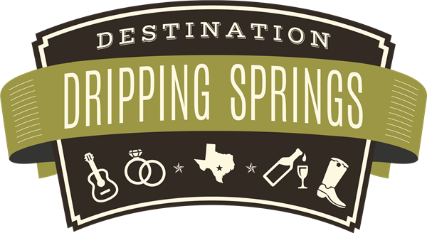 The Destination Dripping Springs logo