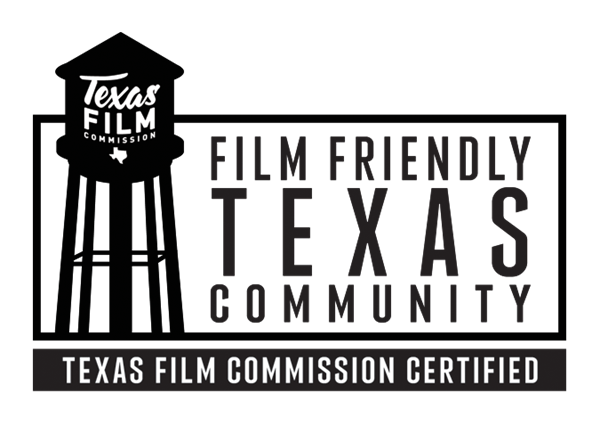 A logo for the Film Friendly Certification