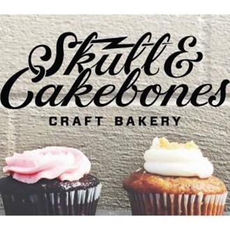 Skull and Cakebones logo