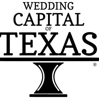 Wedding Capital of Texas logo