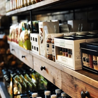 Salt Kitchen & Co. in downtown Dickinson, ND features infused olive oil & vinegars, quality cookware, cutlery, trendy gadgets, and more.
