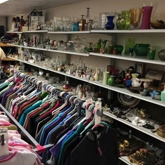 Forgotten Collections is a thrift store in downtown Dickinson, ND featuring a wide variety of household items that range from moderately used to new never used or never out of the box. More items added each week!