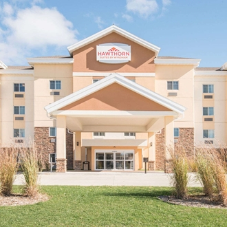 Hawthorn Suites by Wyndham is a hotel in Dickinson, ND. Meeting room available.