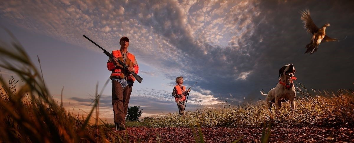 Hunt in Dickinson, ND - Check out our hunting Instagram contest