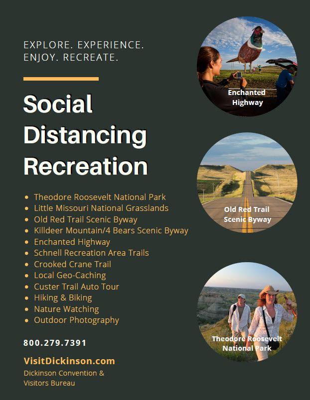 Social Distancing Recreational Activities