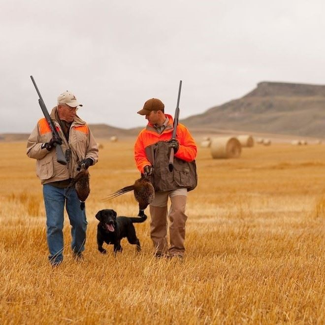 Plan your hunting trip on the Western Edge in Dickinson, ND! View hunting maps.