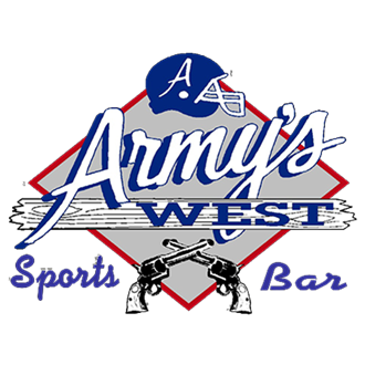 Army's West Sports Bar in Dickinson, ND has the longest happy hour in town. Gaming, live music. Largest antique gun collection in the Midwest.