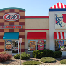 A&W in Dickinson, ND includes burgers, chicken, sandwiches, french fries, onion rings, and A&W root beer. KFC specializes in the Colonel's Original Recipe, Extra Crispy, and Kentucky Grilled Chicken. Dine-in or drive through.