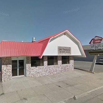 Dairy Barn in Dickinson, ND is locally owned and offers a large selection of burgers, appetizers, ice cream, and more.