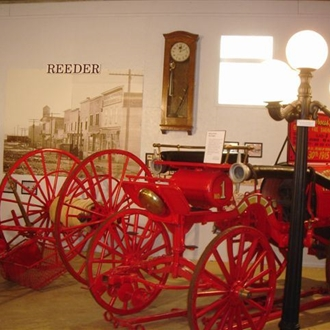 The Dakota Buttes Museum in Hettinger, ND is a great day trip from Dickinson, ND!