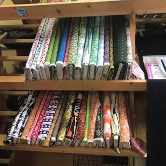 Dakota Sew & So in Dickinson, ND includes a large variety of fabrics, patterns, books, notions, threads, and yarns to meet all of your sewing, quilting, crochet, and knitting needs.