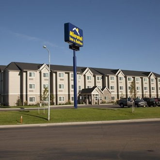 Microtel Inn & Suites is a hotel in Dickinson, ND. Meeting room available.