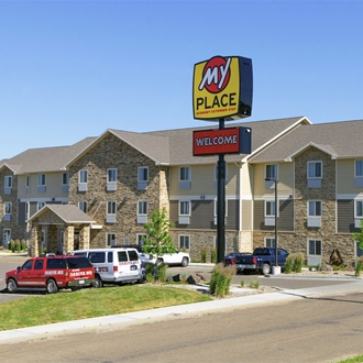 My Place is a hotel in Dickinson, ND.