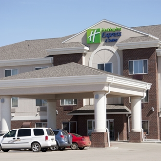 The Holiday Inn Express & Suites is a hotel in Dickinson, ND. Meeting room available.