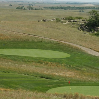 Medicine Hole Golf Course in Killdeer, ND is an 18 hole golf course over 3,290 yards with a par of 36. A quick drive from Dickinson, ND.