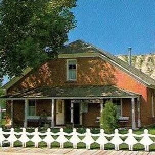 The Medora Doll House in Medora, ND is a quick drive from Dickinson, ND.?