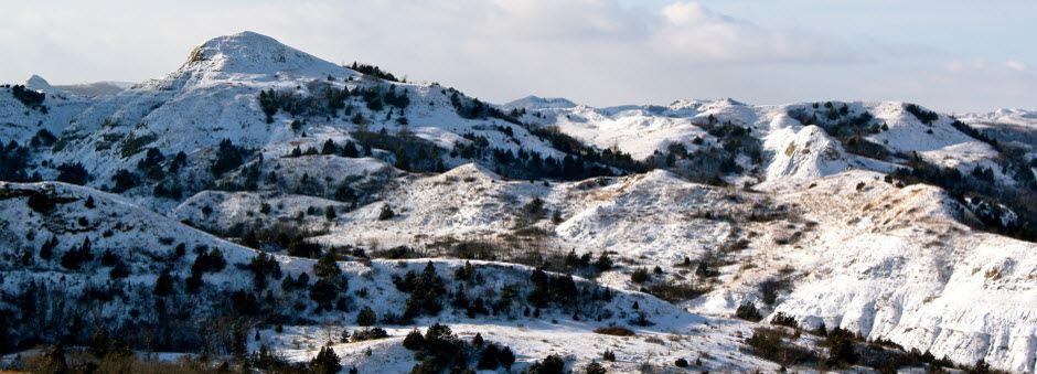 Winter Activities in Dickinson, ND