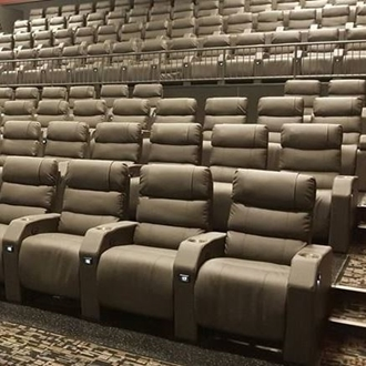 Odyssey University 2 is a movie theatre located in the Student Center at Dickinson State University in Dickinson, ND.