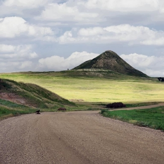 The Old Red Old Ten Scenic Byway is a scenic byway from Mandan, ND to Dickinson, ND.