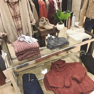 Out of Town is a contemporary clothing and accessories boutique for men, women, and children in the Prairie Hills Mall in Dickinson, ND.