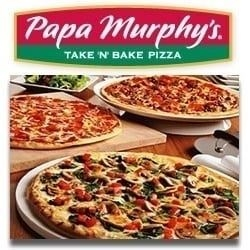 Papa Murphy's in Dickinson, ND offers take and bake pizza only.