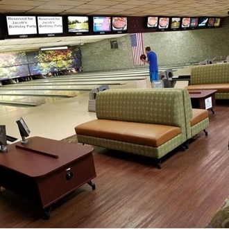 Paragon Bowl is a bowling alley in Dickinson, ND that features 12 lanes with a 24 hr. restaurant and a lounge.