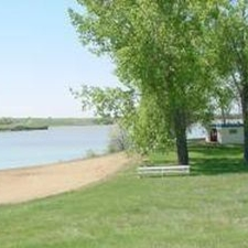 Patterson Lake Recreational Area is a campground in Dickinson, ND.