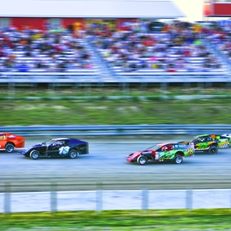 Join the crowd from May through September, an average of three races each month at the Southwest Speedway in Dickinson, ND.