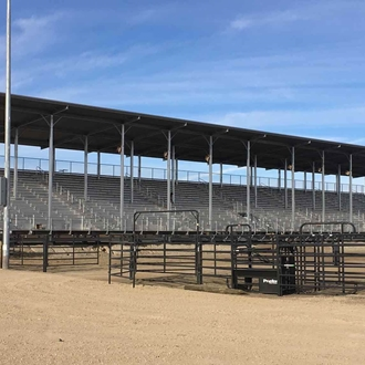 The Stark County Fairgrounds is a premier facility for rodeos, concerts, and more in Dickinson, ND.