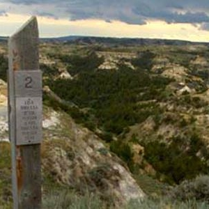Sully Creek State Park is in the Badlands, and is just minutes from Medora, ND. A short drive from Dickinson, ND!