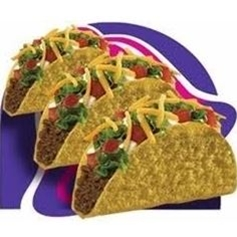Taco Bell in Dickinson, ND offers tacos, burritos, gorditas, chalupas, quesadillas, nachos, and specialty items such as the Crunchwrap Supreme.