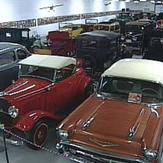 The Unique Antique Auto Museum in Marmarth, ND is a nice day trip from Dickinson, ND.