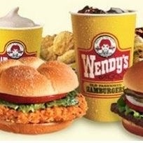 Wendy's in Dickinson, ND offers Wendy's signature Old Fashioned Hamburgers, chicken, wraps, salads, yummy sides, and Frosty ice cream.