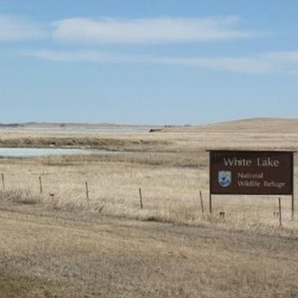 White Lake National Wildlife Refuge is very isolated and is situated on White Lake, a prime waterfowl production area near Amidon, ND. A nice day trip from Dickinson, ND!