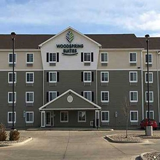 Woodspring Suites is a hotel in Dickinson, ND.