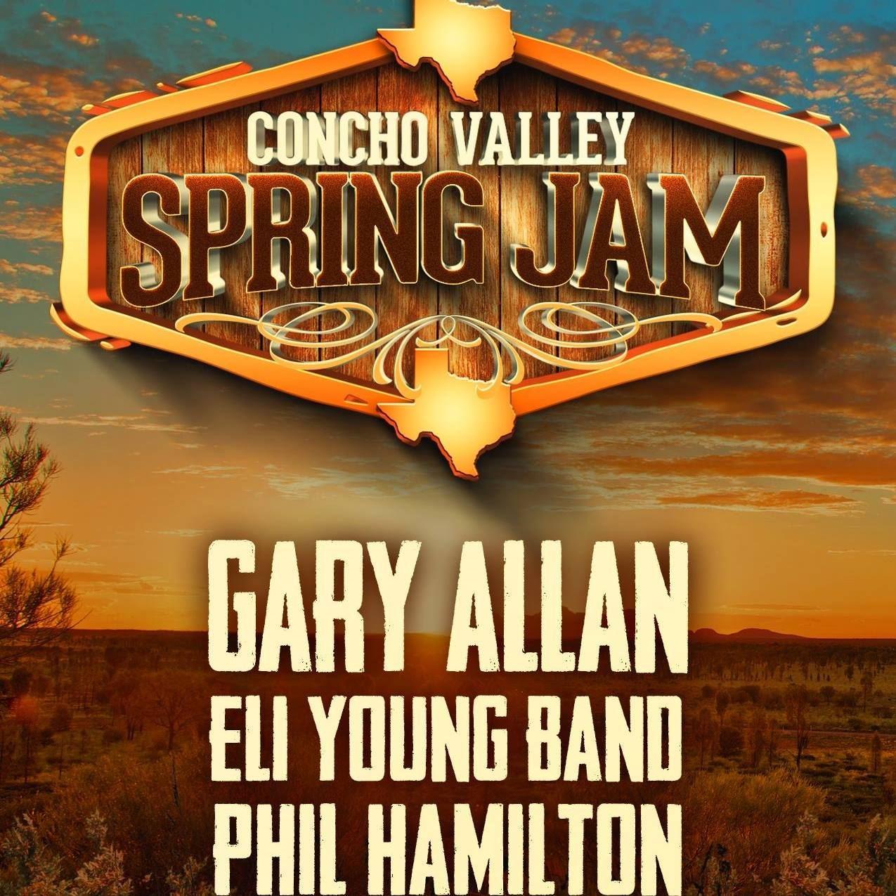 Concho Valley Spring Jam