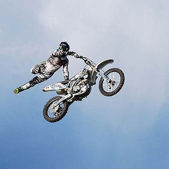 FMX team to jump into Dodge City
