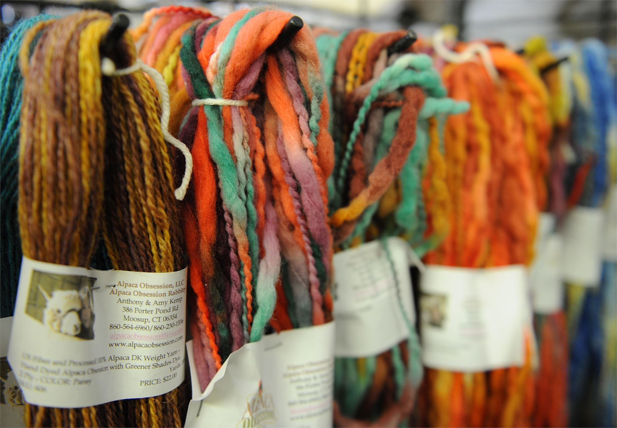 The Fiber Festival of New England