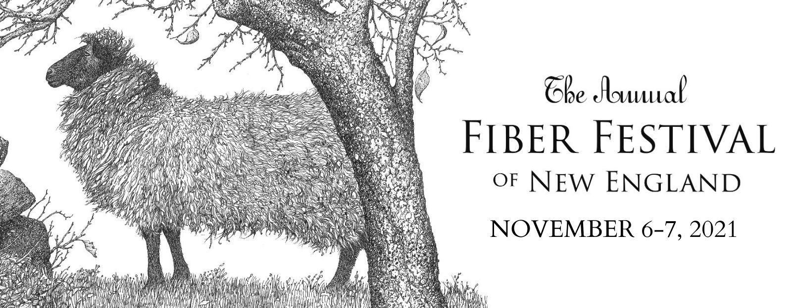 fiber festival banner