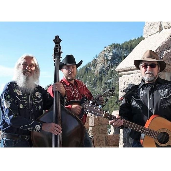Tenderfoot Bluegrass Band Opening for Curtis Grimes! Friday, July 19th  in the Entertainment Pavilion