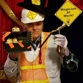 Bruce Black-Magician!
