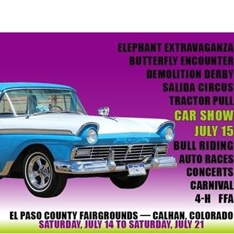 Car Show - Car show el paso