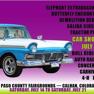 Car Show - Colorado car show calendar