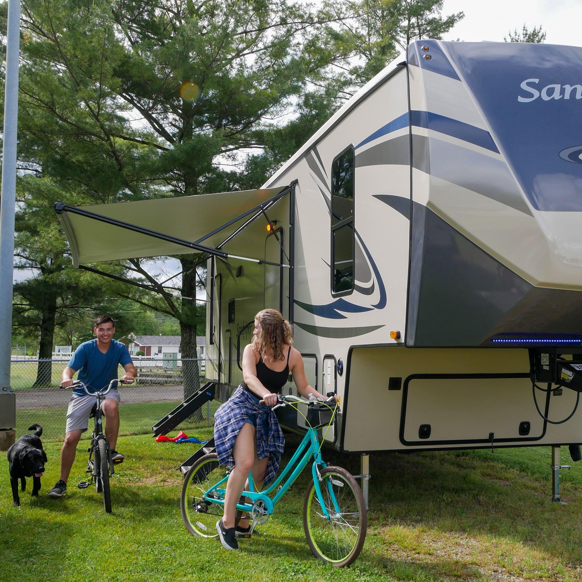 Public RV Camping