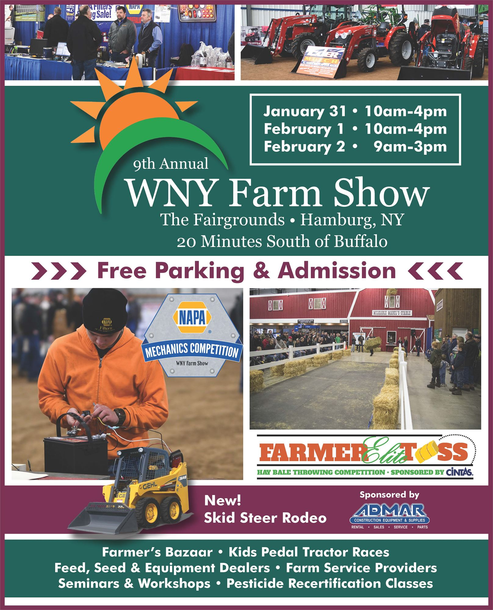 2019 WNY Farm Show Program