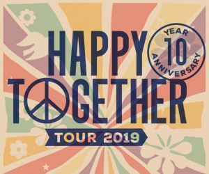Happy Together Tour Image